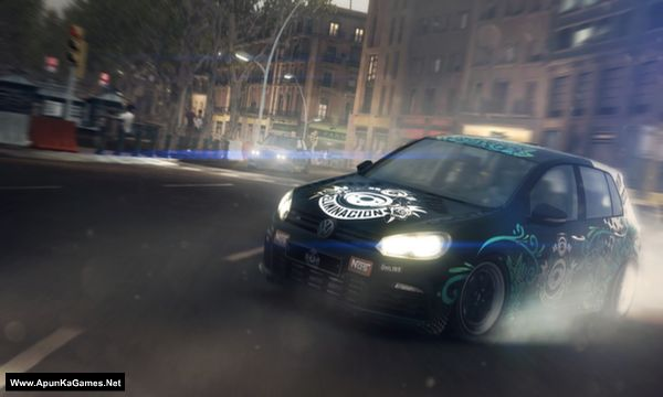 Grid 2 Screenshot 1, Full Version, PC Game, Download Free