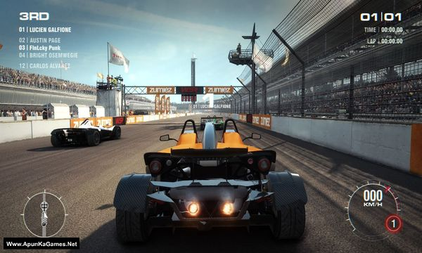 Grid 2 Screenshot 2, Full Version, PC Game, Download Free