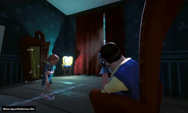 Hello Neighbor: Hide and Seek Screenshot 2, Full Version, PC Game, Download Free