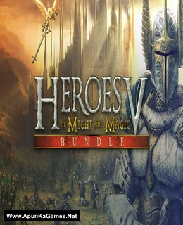 Heroes of Might and Magic 5: Bundle Cover, Poster, Full Version, PC Game, Download Free
