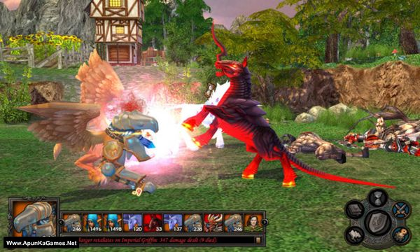 Heroes of Might and Magic 5: Bundle Screenshot 1, Full Version, PC Game, Download Free