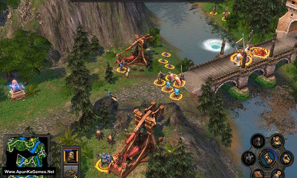 Heroes of Might and Magic 5: Bundle Screenshot 3, Full Version, PC Game, Download Free