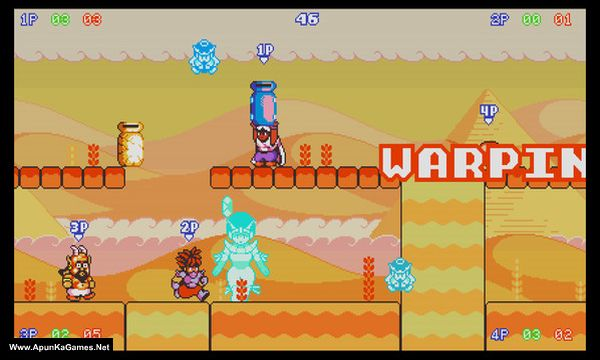 Jar Battlers Screenshot 2, Full Version, PC Game, Download Free