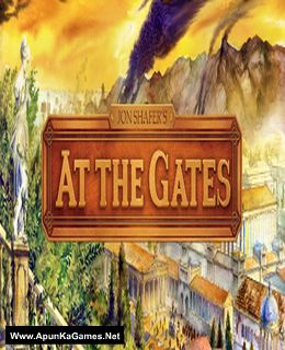 Jon Shafer's At the Gates Cover, Poster, Full Version, PC Game, Download Free