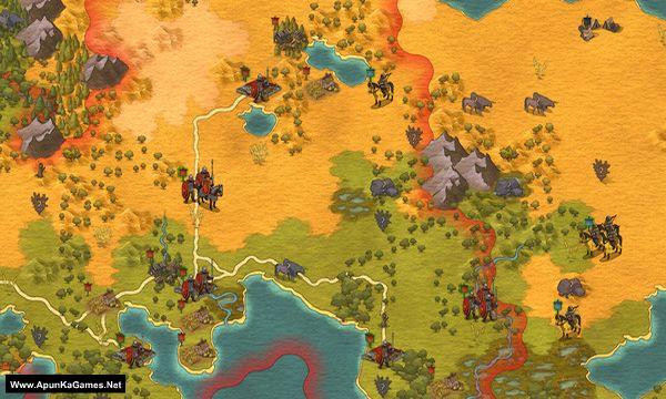 Jon Shafer's At the Gates Screenshot 1, Full Version, PC Game, Download Free