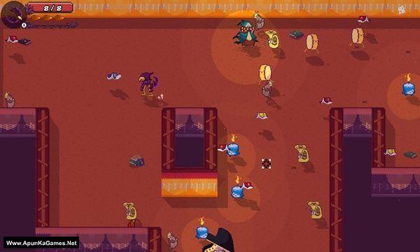 Night of the Blood Moon Screenshot 3, Full Version, PC Game, Download Free