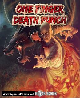 One Finger Death Punch Cover, Poster, Full Version, PC Game, Download Free