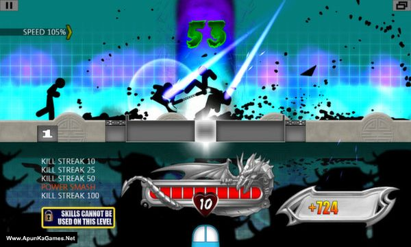 One Finger Death Punch Screenshot 1, Full Version, PC Game, Download Free