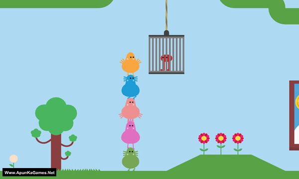 Pikuniku Collector's Edition Screenshot 1, Full Version, PC Game, Download Free