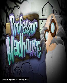 Professor Madhouse Cover, Poster, Full Version, PC Game, Download Free