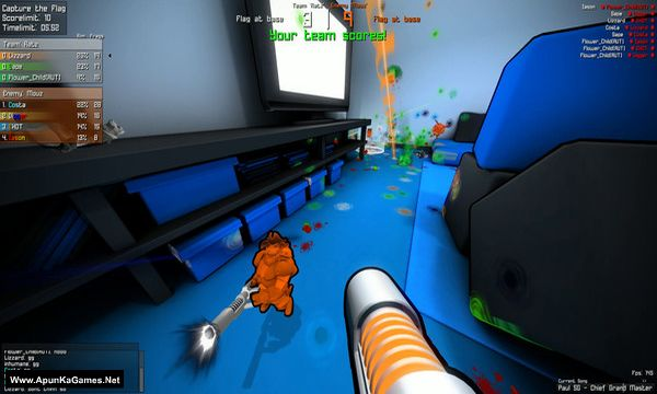 Ratz Instagib Screenshot 1, Full Version, PC Game, Download Free
