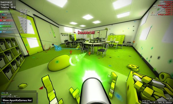 Ratz Instagib Screenshot 2, Full Version, PC Game, Download Free