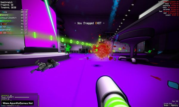 Ratz Instagib Screenshot 3, Full Version, PC Game, Download Free
