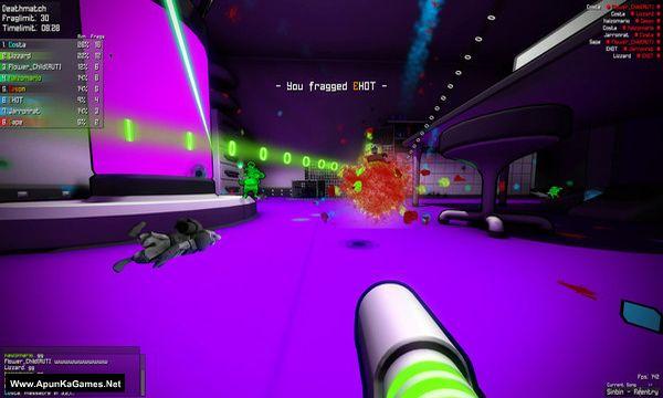 Ratz Instagib Screenshot 3, Full Version, PC Game, Download Free