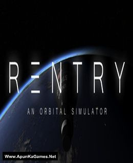 Reentry: An Orbital Simulator Cover, Poster, Full Version, PC Game, Download Free
