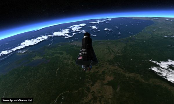 Reentry: An Orbital Simulator Screenshot 3, Full Version, PC Game, Download Free