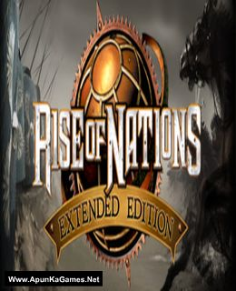 Rise of Nations: Extended Edition Cover, Poster, Full Version, PC Game, Download Free
