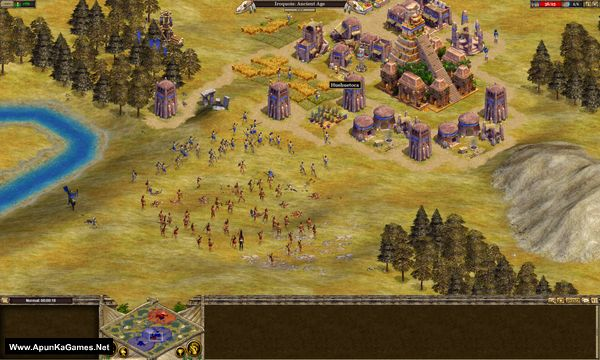 Rise of Nations: Extended Edition Screenshot 1, Full Version, PC Game, Download Free