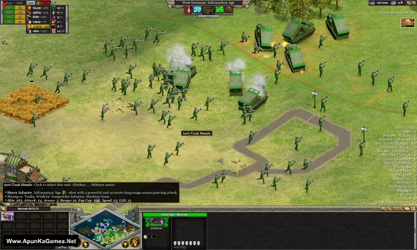 Rise of Nations: Extended Edition Screenshot 2, Full Version, PC Game, Download Free