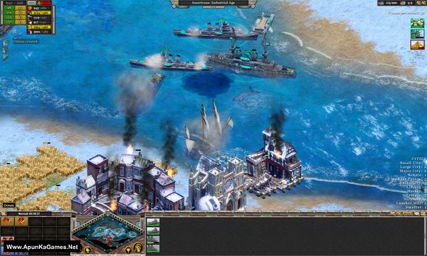 Rise of Nations: Extended Edition Screenshot 3, Full Version, PC Game, Download Free