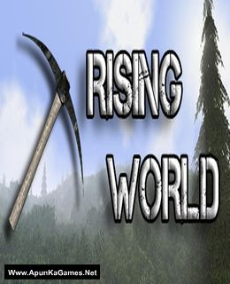 Rising World Cover, Poster, Full Version, PC Game, Download Free
