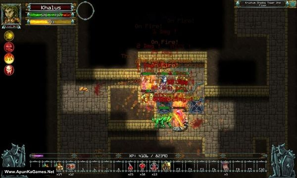 Rogue Empire: Dungeon Crawler RPG Screenshot 1, Full Version, PC Game, Download Free