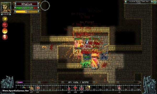 Rogue Empire: Dungeon Crawler RPG Screenshot 1, Full Version, PC Game, Download Free