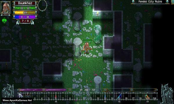 Rogue Empire: Dungeon Crawler RPG Screenshot 2, Full Version, PC Game, Download Free