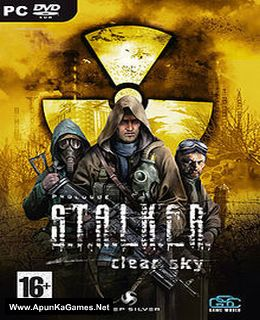 S.T.A.L.K.E.R. - Clear Sky Cover, Poster, Full Version, PC Game, Download Free