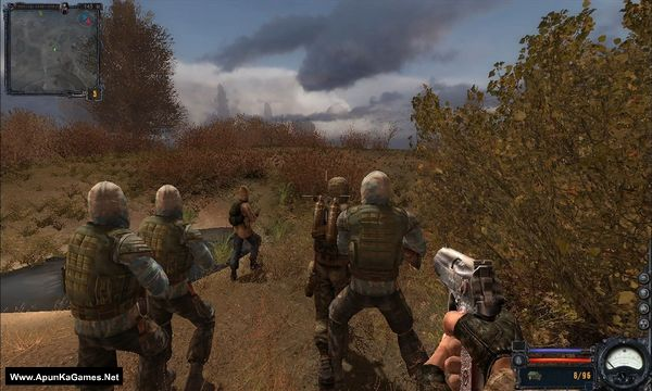 S.T.A.L.K.E.R. - Clear Sky Screenshot 2, Full Version, PC Game, Download Free