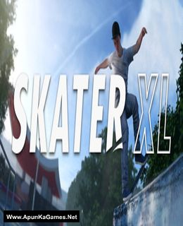 Skater XL Cover, Poster, Full Version, PC Game, Download Free