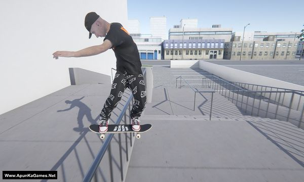 Skater XL Screenshot 3, Full Version, PC Game, Download Free