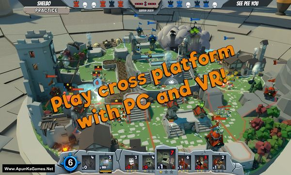 Tabletop Gods Screenshot 1, Full Version, PC Game, Download Free