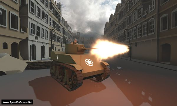 Tank Vr Screenshot 1, Full Version, PC Game, Download Free