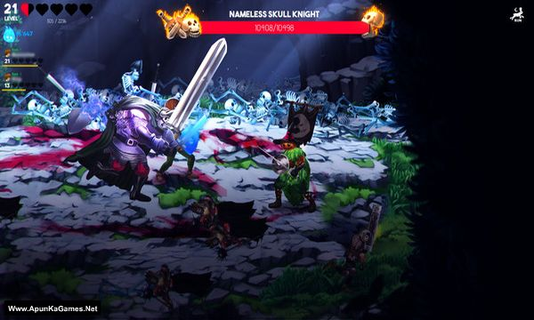 Terrible Beast from the East Screenshot 2, Full Version, PC Game, Download Free
