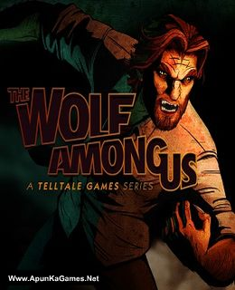 The Wolf Among Us Cover, Poster, Full Version, PC Game, Download Free
