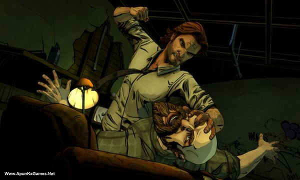 The Wolf Among Us Screenshot 1, Full Version, PC Game, Download Free