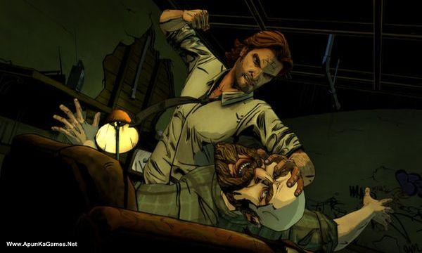 The Wolf Among Us Screenshot 1, Full Version, PC Game, Download Free