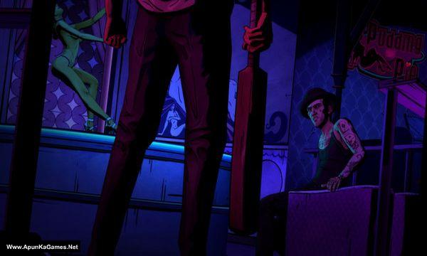 The Wolf Among Us Screenshot 2, Full Version, PC Game, Download Free
