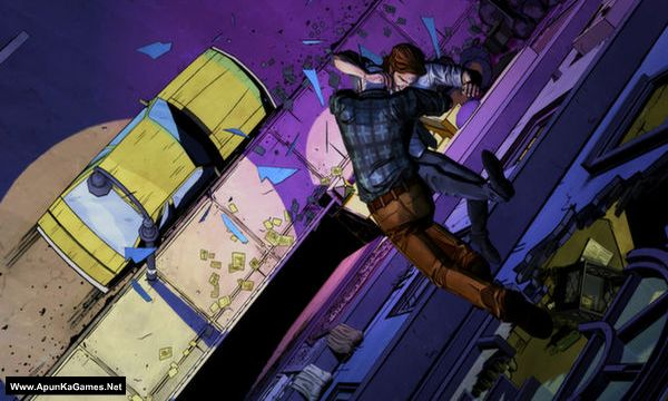 The Wolf Among Us Screenshot 3, Full Version, PC Game, Download Free