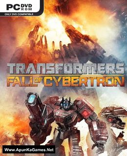 Transformers: Fall of Cybertron Cover, Poster, Full Version, PC Game, Download Free