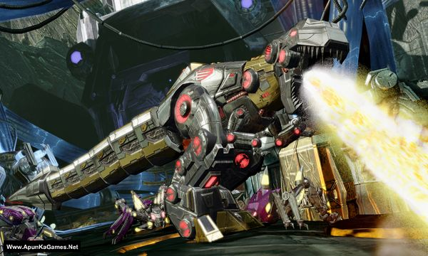 Transformers: Fall of Cybertron Screenshot 2, Full Version, PC Game, Download Free