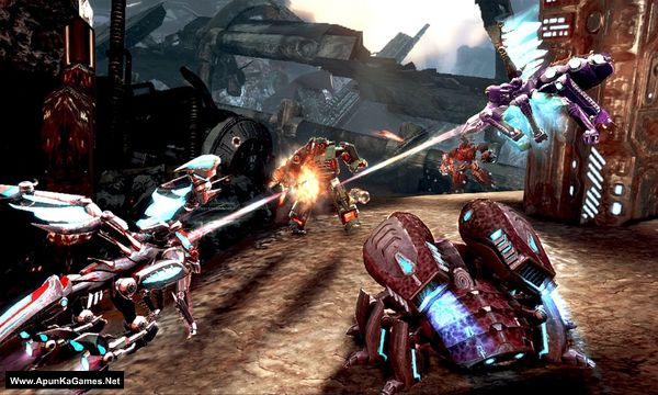 Transformers: Fall of Cybertron Screenshot 3, Full Version, PC Game, Download Free