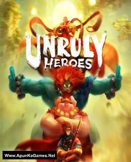 Unruly Heroes Cover, Poster, Full Version, PC Game, Download Free