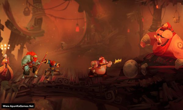 Unruly Heroes Screenshot 3, Full Version, PC Game, Download Free