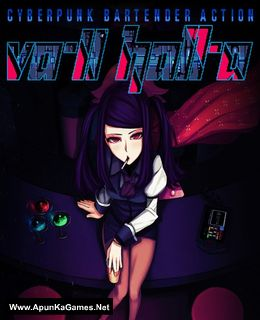 VA-11 Hall-A: Cyberpunk Bartender Action Cover, Poster, Full Version, PC Game, Download Free