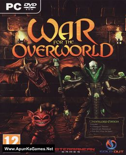 War for the Overworld Cover, Poster, Full Version, PC Game, Download Free