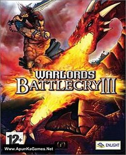 Warlords Battlecry 3 Cover, Poster, Full Version, PC Game, Download Free