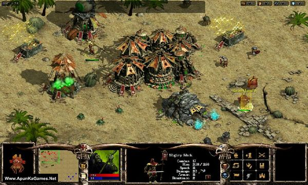 Warlords Battlecry 3 Screenshot 2, Full Version, PC Game, Download Free