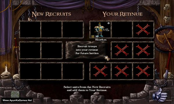 Warlords Battlecry 3 Screenshot 3, Full Version, PC Game, Download Free